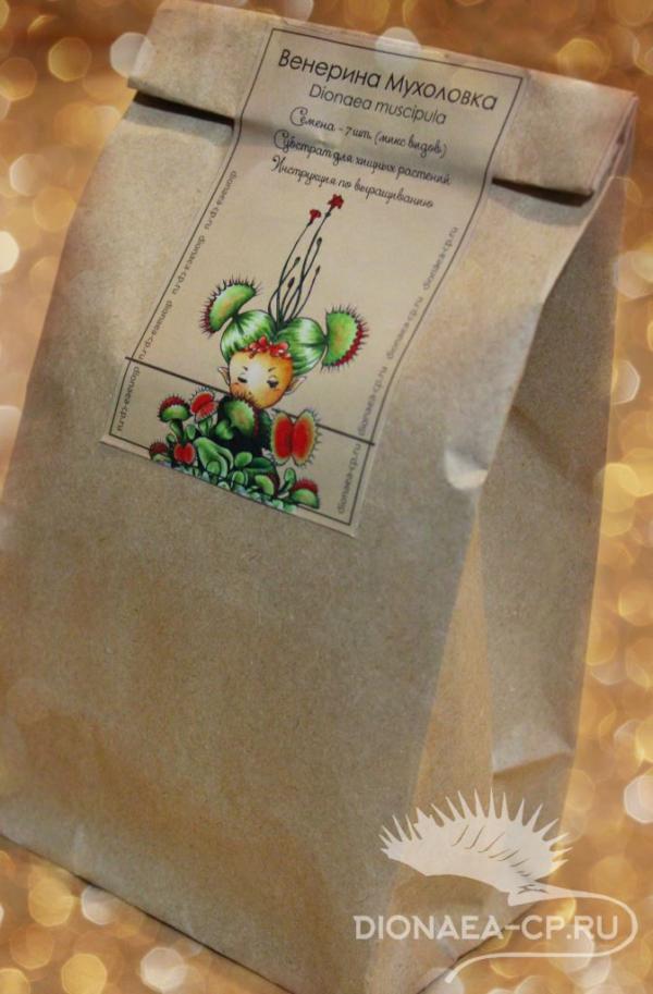 Набор для выращивания венериной мухоловки